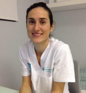amelia garcia fisioterapeuta respiratorio clinica respiratoria respira mejor sabadell y sant cugat