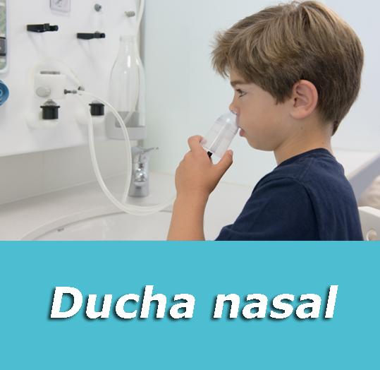 ducha nasal tratamientos clinica respiratoria respira mejor en barcelona